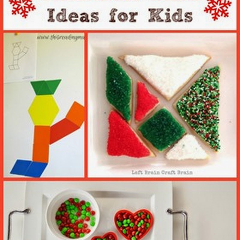 Christmas Math Ideas for Kids