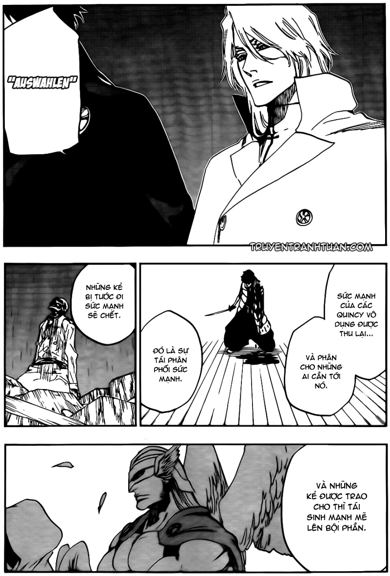 Bleach chapter 604 trang 10