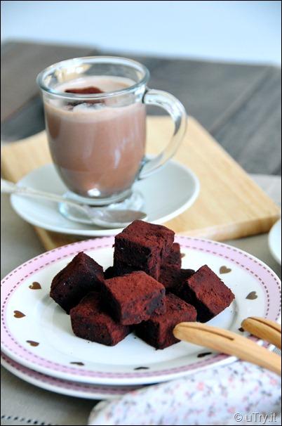 uTry it: Homemade Dark Chocolate Marshmallows
