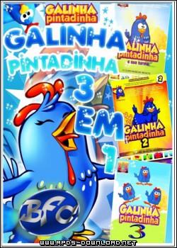 o dvd da galinha pintadinha 2 em rmvb
