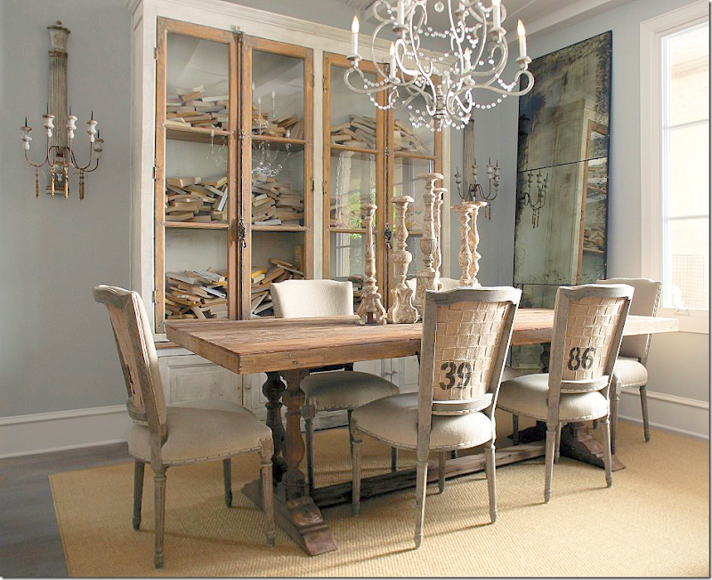 The dining room as styled for the catalogue these chairs the milton
