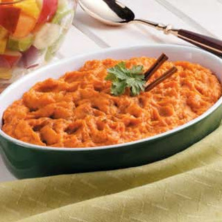 Light Sweet Potato Casserole