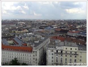 Будапешт. Май. Фото С. Загребной.