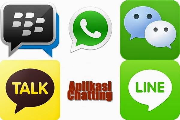 Macam Aplikasi Chat Terbaik Untuk Android