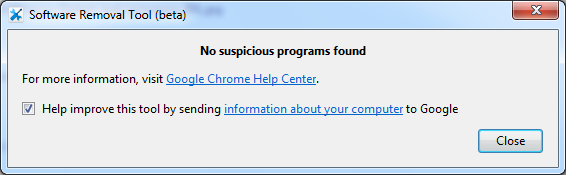 google software removal tool