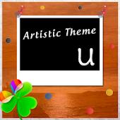 GO Launcher EX Artistic Theme
