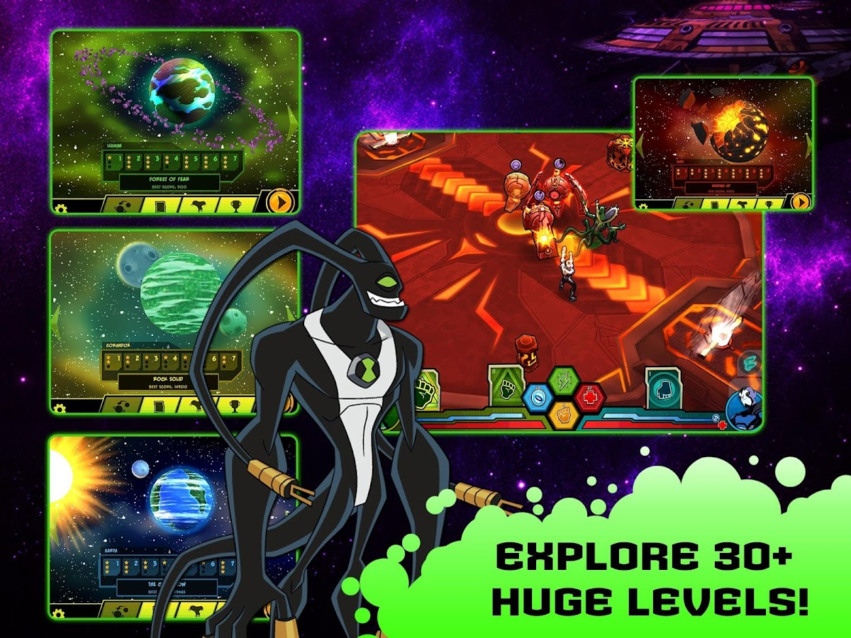 ben 10 protector of earth game free download softonic
