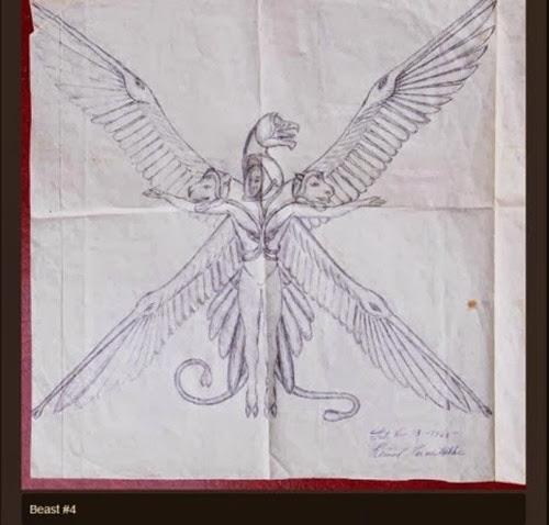 Desenho-de-alienígena