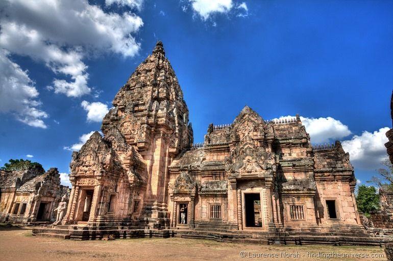 Phnom Rung main temple