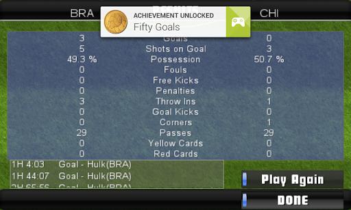 Super Soccer Champs FREE  screenshots 5