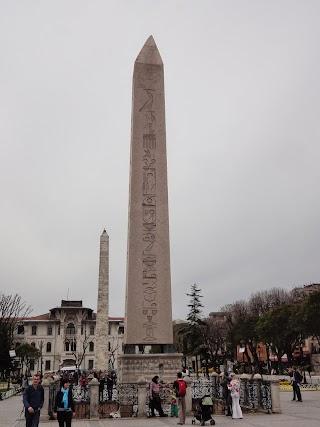 Obélisque Théodose à Istanbul