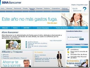 Mi afore estado de cuenta consulta saldo y retiros for Banesco online consulta de saldo cuenta de ahorro