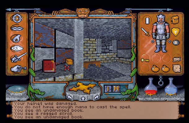 Indie Retro News: Ultima Underworld – The Stygian Abyss ( Pc Gamer ...