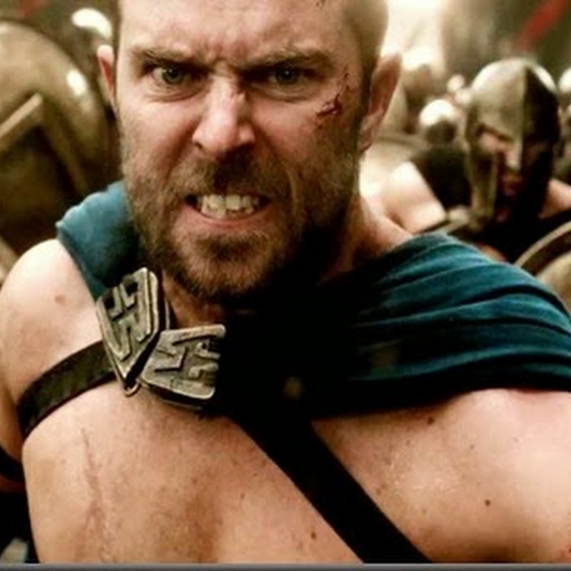 "Aussie Actor on the Brink of Stardom with ""300: Rise of an Empire"" (Opens Mar 6)"