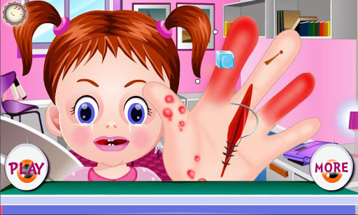Baby Hand Doctor - Kids Games