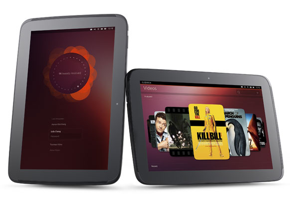 ubuntu for tablets os developer preview