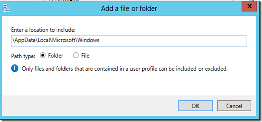 The Microsoft Platform: Using User Profile Disks (UPD) in