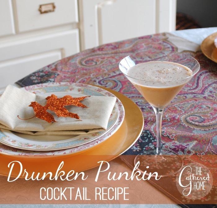 Drink This: Drunken Punkin Cocktail Recipe