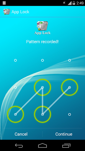 App Lock 2.5 screenshots 12