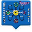 Flower Clock for Zooper icon
