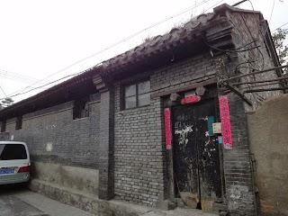 Hutong à Beijing