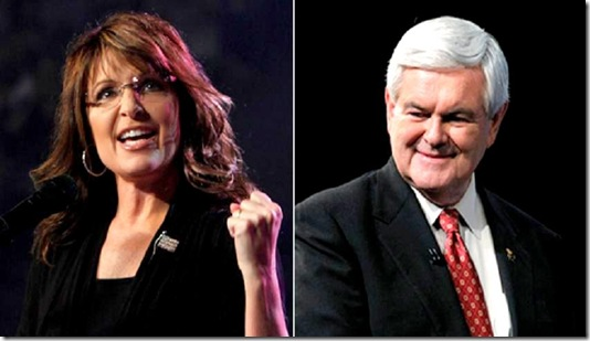 Palin-Gingrich