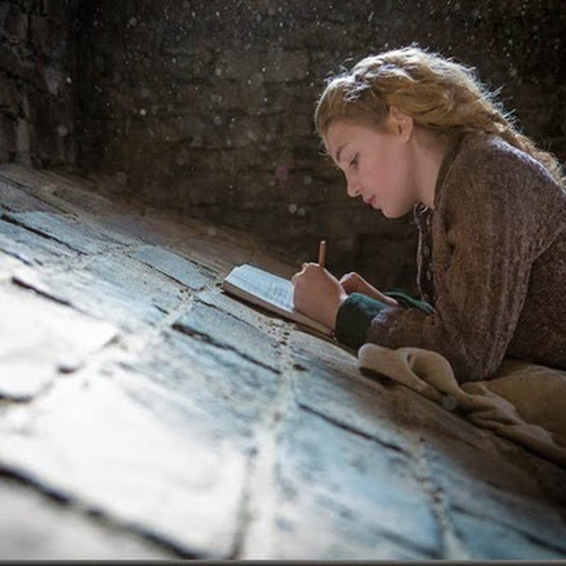 The Book Thief Introduces Sophie Nelisse
