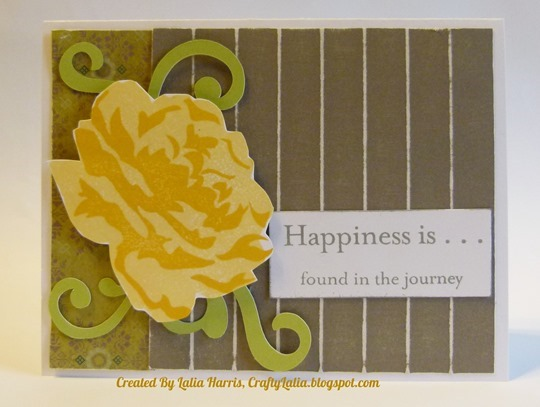 CTMH March SOTM Floral Happiness