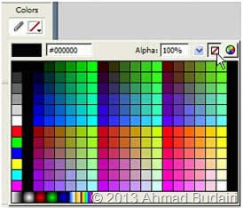 Stroke Color Picker