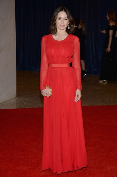 Emily Mortimer-2013 White House Correspondents Association