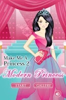 Screenshot of Modern Princess