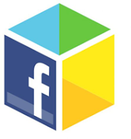 Logo Facebook App Center
