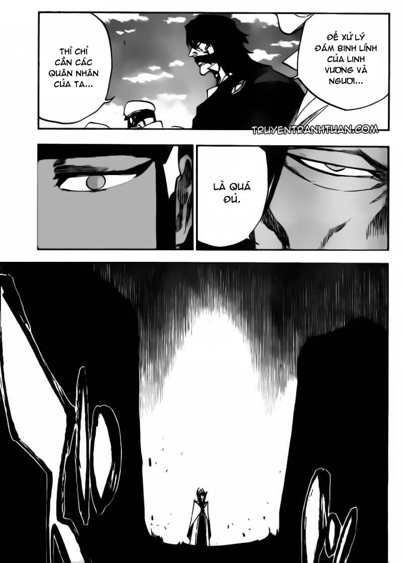 Bleach chapter 599 trang 6