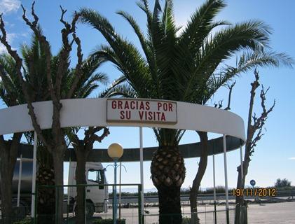 По дороге в Гранаду