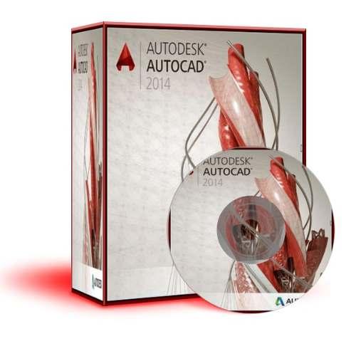 Autodesk AutoCAD 2014 Español Diseñador de modelado CAD 2D y 3D