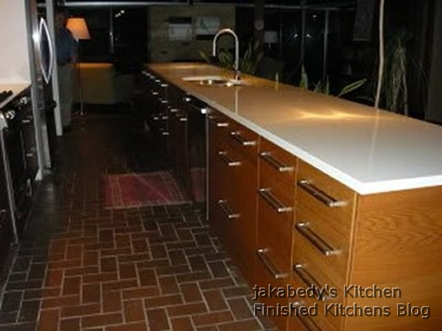 Pax Kleiderschrank Ikea Family ~ Modern IKEA Nexus Yellow Brown Kitchen in MCM home