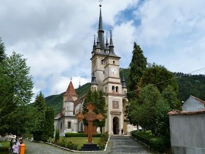 Obiective turistice Brasov: Biserica Sf Nicolae Schei