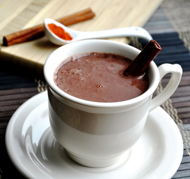 mayan hot chocolate 282