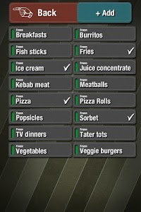The Grocery List - Shop easy! screenshot 5
