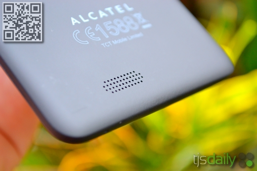 Alcatel One Touch Idol Ultra Review Bottom