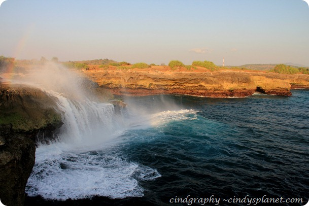 Devil's Tear Lembongan Island