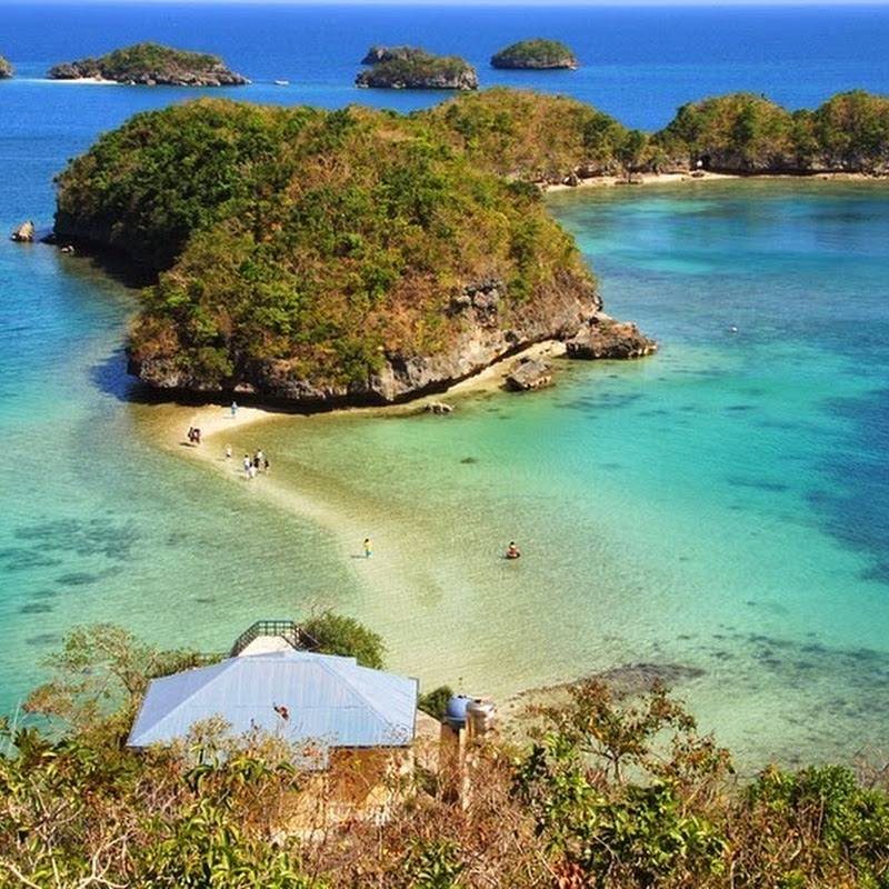 Hundred Island National Park Philippines