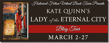 03_Lady of the Eternal City_Blog Tour Banner_FINAL