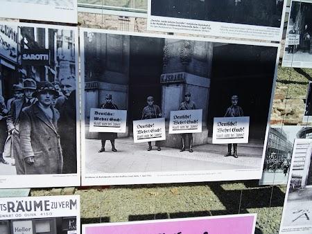 Imagini epoca nazista Berlin
