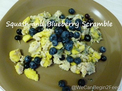 Aug 19 squash and blueberry scramble 006