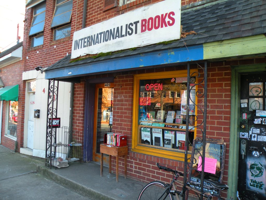 Internationalist Books Chapel Hill