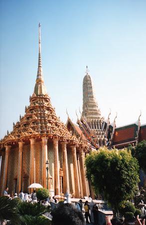 Imagini Thailanda: palatul regal Bangkok