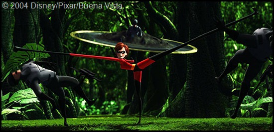 The Incredibles - Elastigirl2