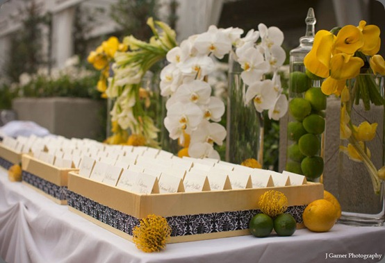 yellow-black-white-escort-table-decor karen tran