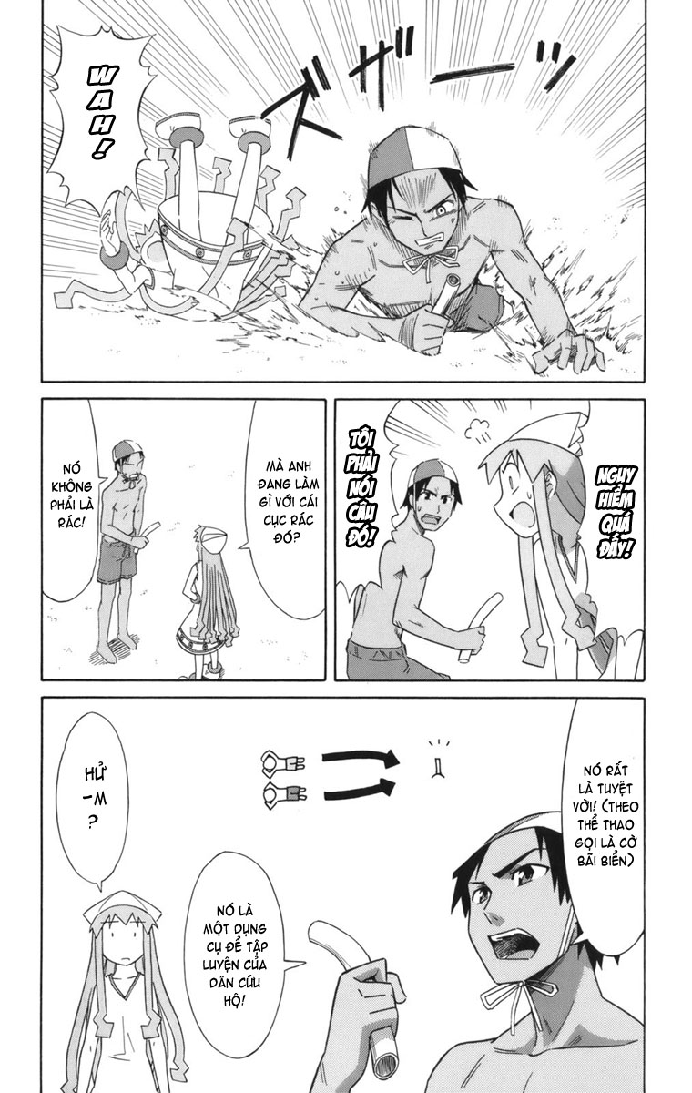 Shinryaku! Ika Musume Chap 53 - Truyen.Chap.VN